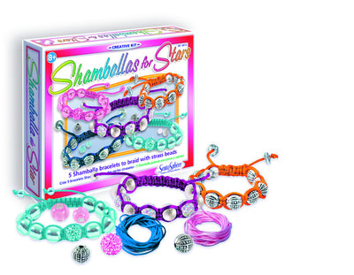 Shamballa for Stars Jewelry Making Kit by SentoSphere