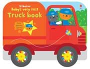 Usborne Baby's Very First Truck Book