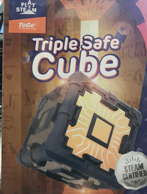 PlaySteam Triple Safe Cube
