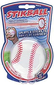 Hog Wild Stikball with Strike Zone Target