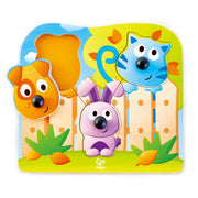 Hape Big Nose  Pet Puzzle