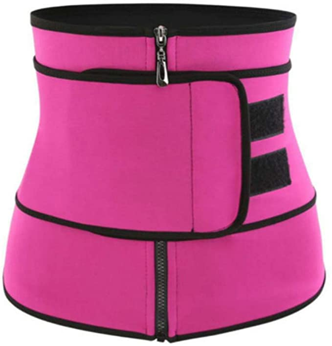 TAINAN Women Waist Trainer Belt Tummy Control Sweat Girdle Workout Slim Belly Band for Weight Loss