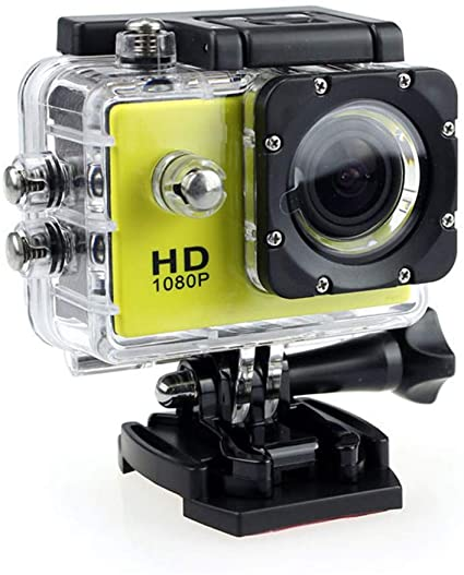 2Inch Mini Waterproof Sports Recorder Car DV Camera Camcorder 1080P Full HD DV