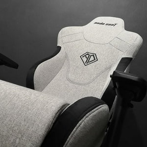 New Fabric Blend Gaming Chairs: T Pro II