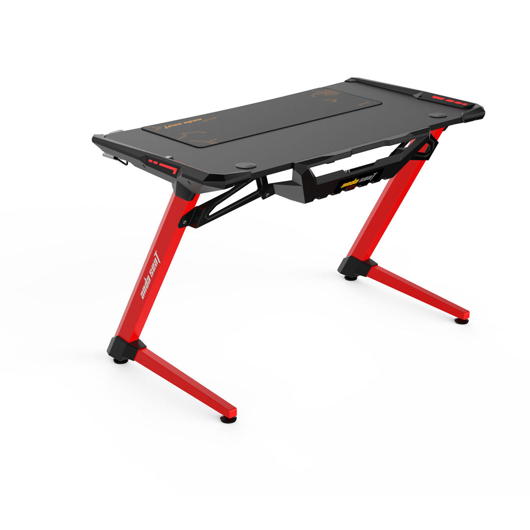 Anda Seat Racing Series Gaming Desk - Red