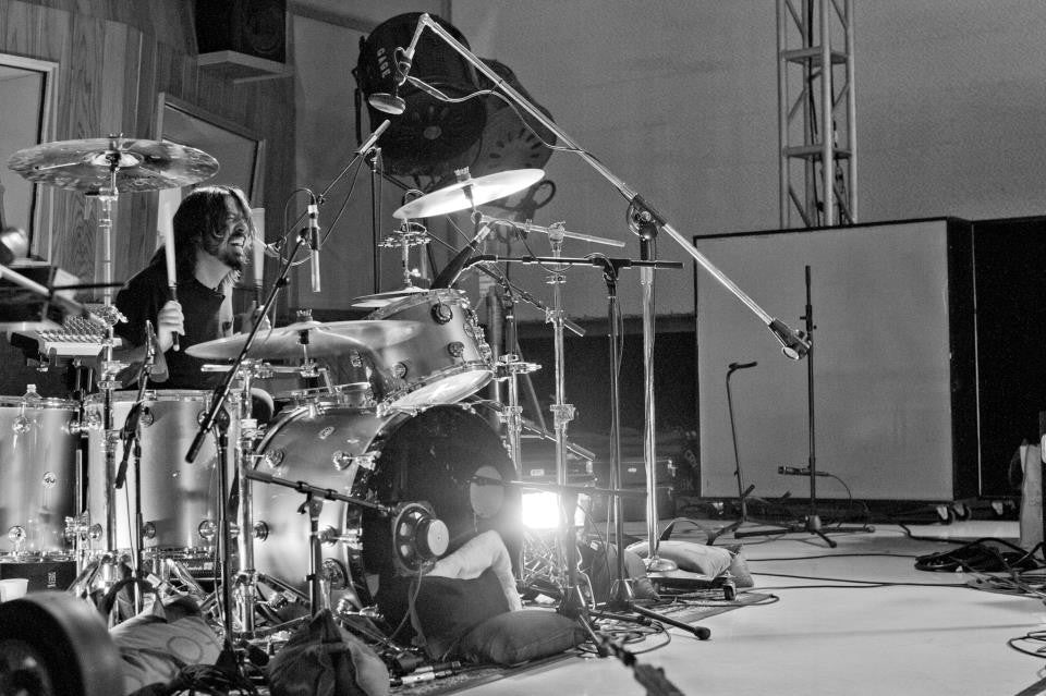 Sound City Studio Dave Grohl