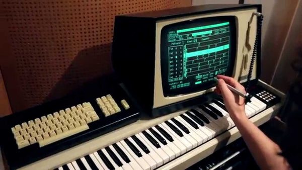 Fairlight Sampler