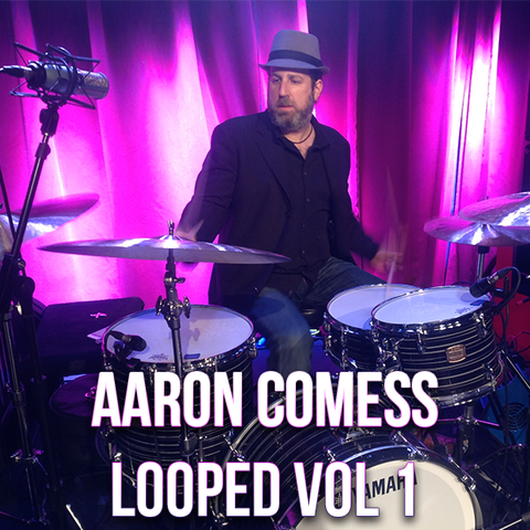 The Loop Loft Loop Pack Aaron Comess - Looped Vol 1