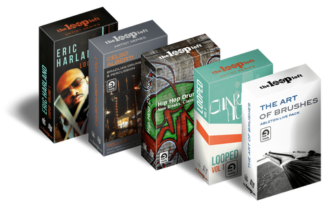 The Loop Loft Loop Pack Ableton Live Pack Bundle