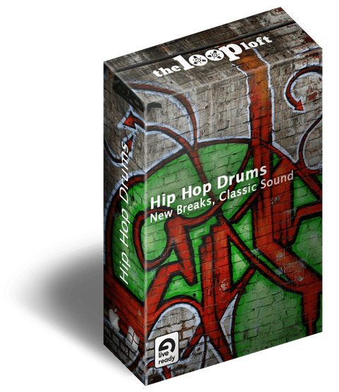 The Loop Loft Loop Pack Ableton Live Pack Hip Hop Drums