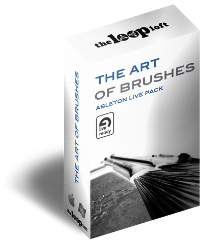 The Loop Loft Loop Pack Ableton Live Pack - The Art of Brushes