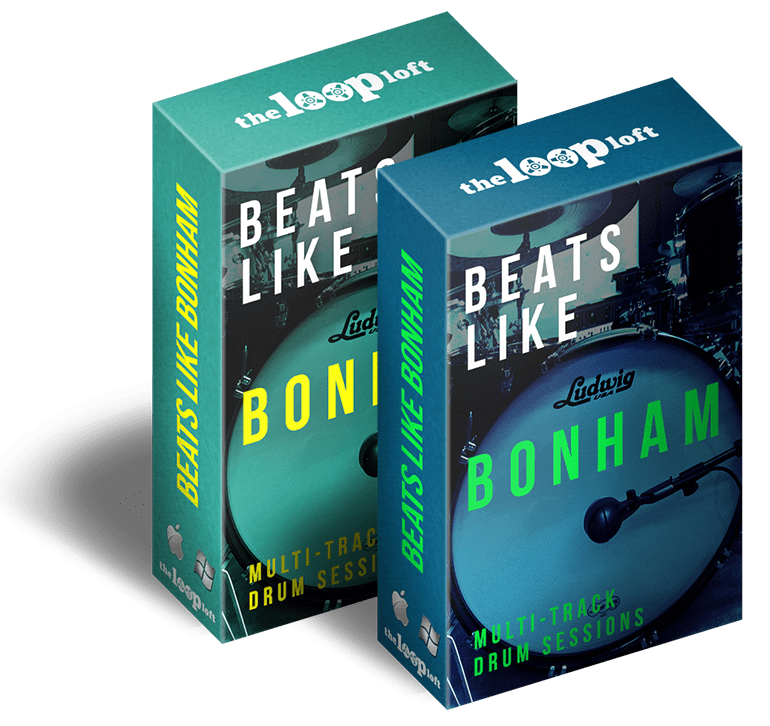 Beats Like Bonham Bundle - Save 25%