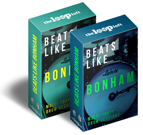 The Loop Loft Loop Pack Beats Like Bonham Bundle - Save 25%