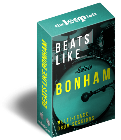 The Loop Loft Loop Pack Beats Like Bonham - Complete Takes Vol 5
