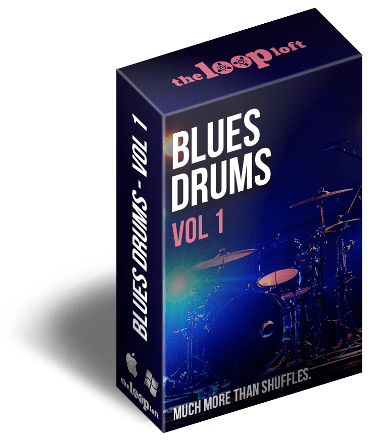 The Loop Loft Loop Pack Blues Drums Volume 1