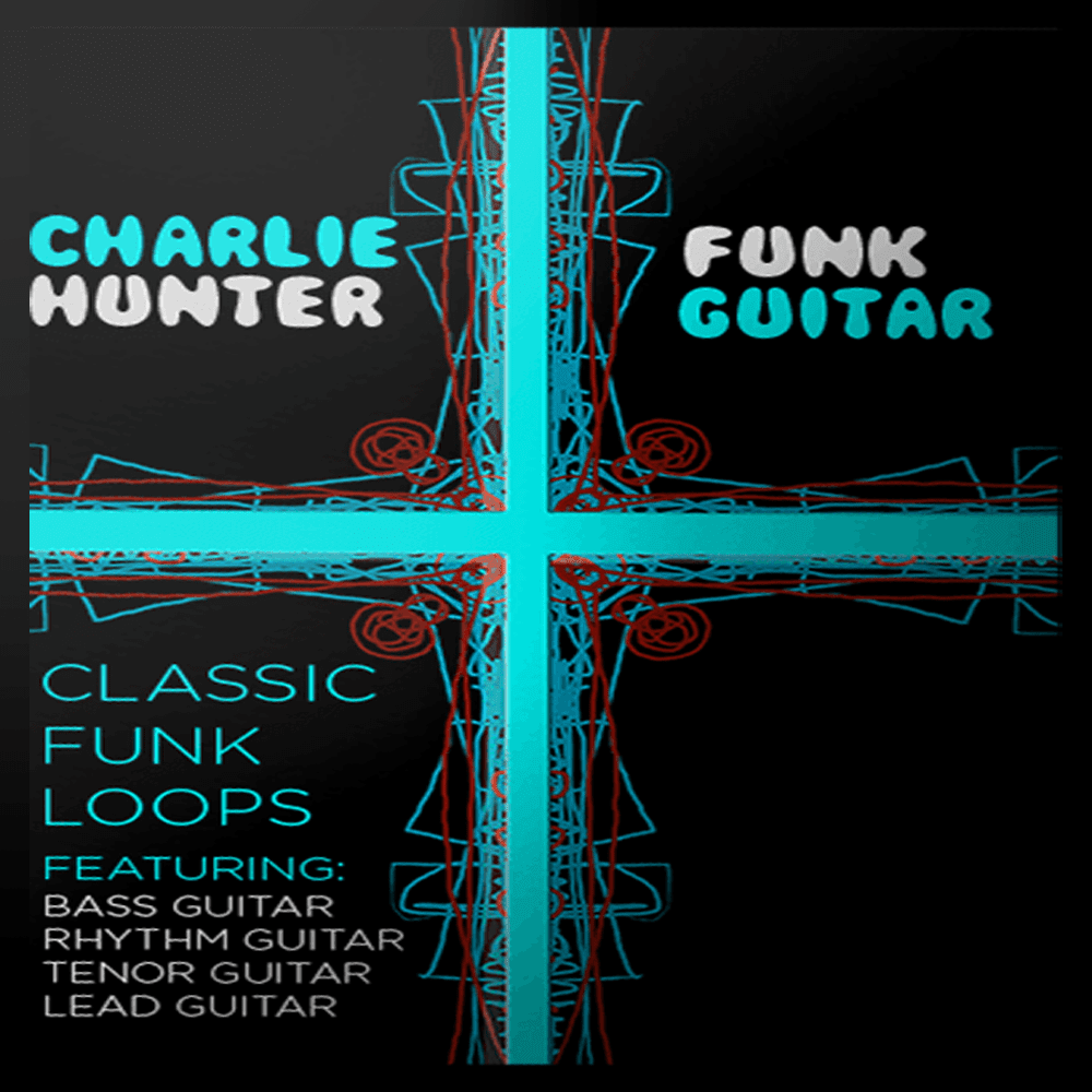 Charlie Hunter Funk Guitar