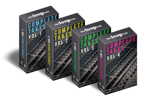 The Loop Loft Loop Pack Complete Takes Bundle