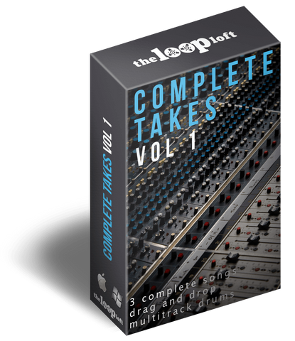 The Loop Loft Loop Pack Complete Takes - Vol 1
