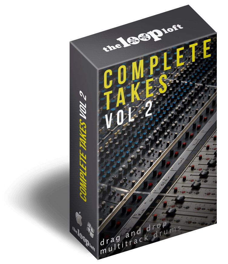 The Loop Loft Loop Pack Complete Takes - Vol 2