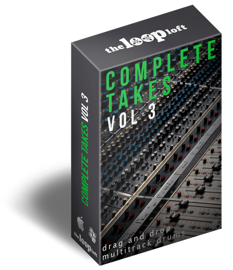 The Loop Loft Loop Pack Complete Takes - Vol 3