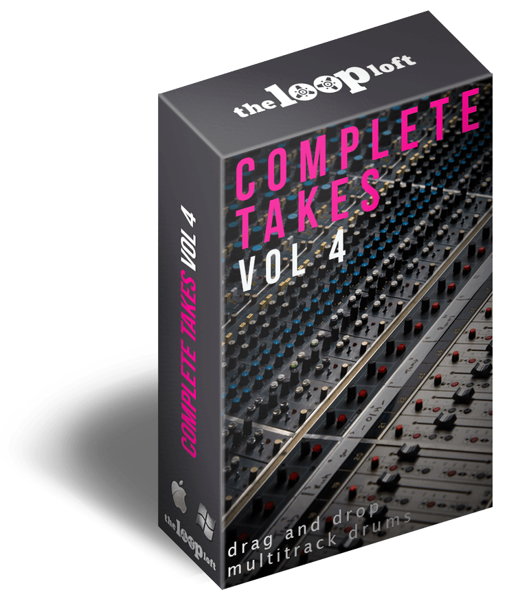 The Loop Loft Loop Pack Complete Takes - Vol 4