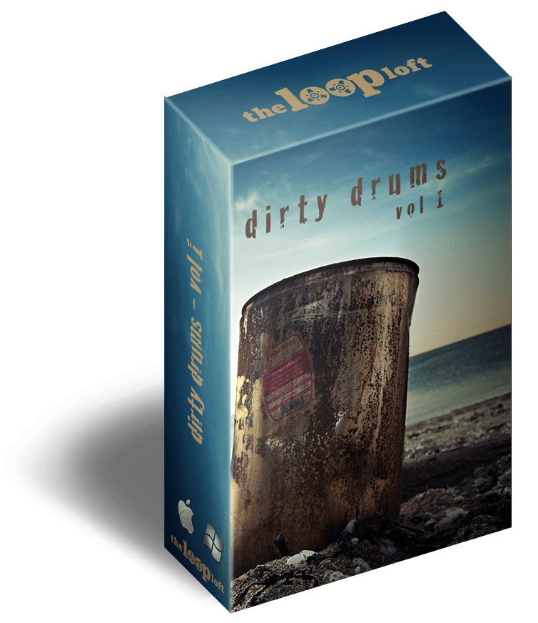 The Loop Loft Loop Pack Dirty Drums Volume 1