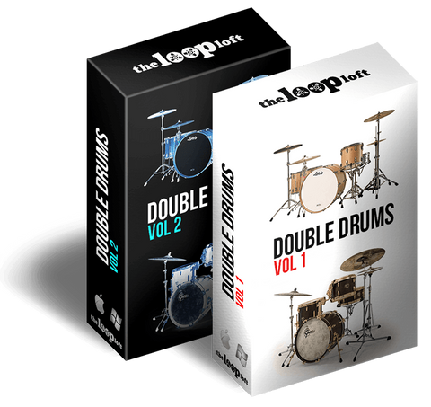 The Loop Loft Loop Pack Double Drums Bundle