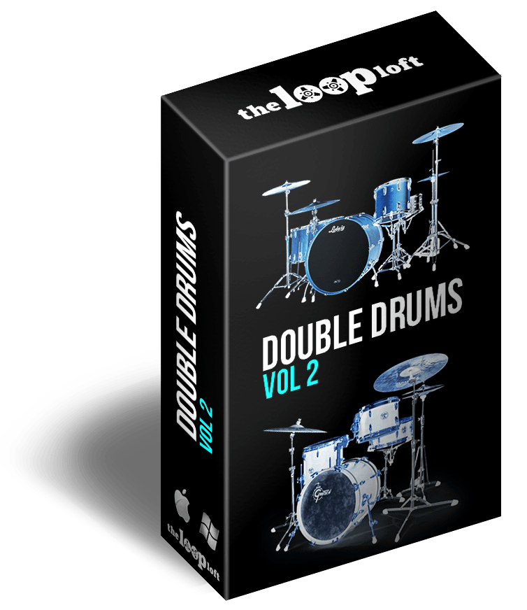 The Loop Loft Loop Pack Double Drums Vol 2