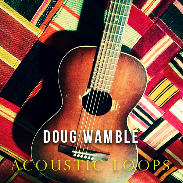 The Loop Loft Loop Pack Doug Wamble - Acoustic Guitar Loops