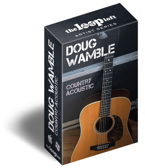 The Loop Loft Loop Pack Doug Wamble - Country Acoustic Guitar