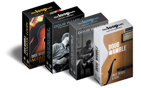 The Loop Loft Loop Pack Doug Wamble Guitar Bundle