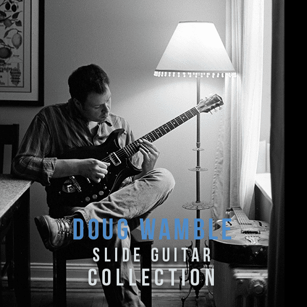 The Loop Loft Loop Pack Doug Wamble Slide Guitar Collection