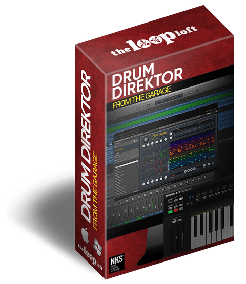 The Loop Loft Loop Pack Drum Direktor From The Garage