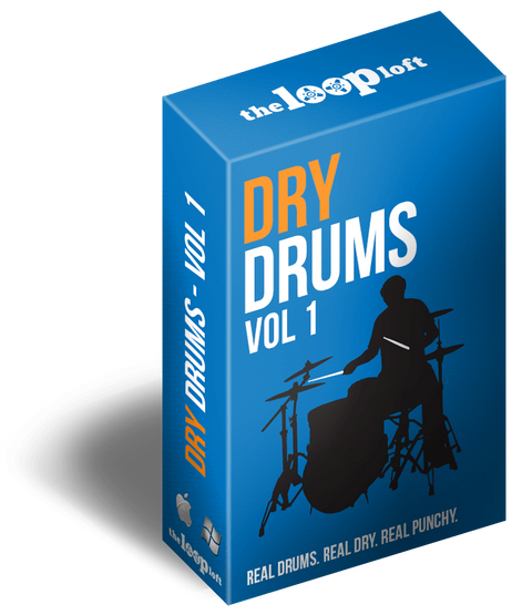 The Loop Loft Loop Pack Dry Drums Vol 1