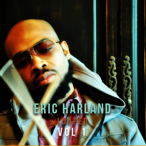 The Loop Loft Loop Pack Eric Harland - Looped Vol 1