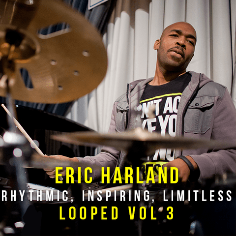 The Loop Loft Loop Pack Eric Harland - Looped Vol 3