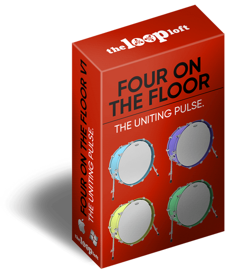 The Loop Loft Loop Pack Four On The Floor Vol 1