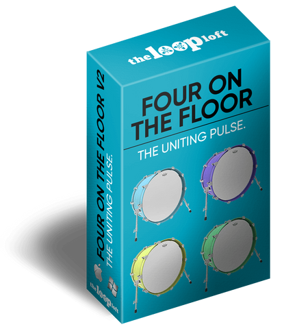 The Loop Loft Loop Pack Four On The Floor Vol 2