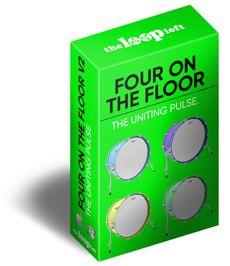 The Loop Loft Loop Pack Four On The Floor Vol 3