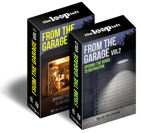 The Loop Loft Loop Pack From The Garage Bundle