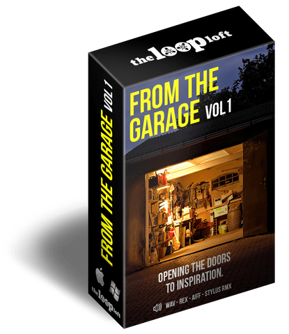 The Loop Loft Loop Pack From The Garage Vol 1