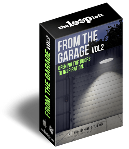 The Loop Loft Loop Pack From The Garage Vol 2