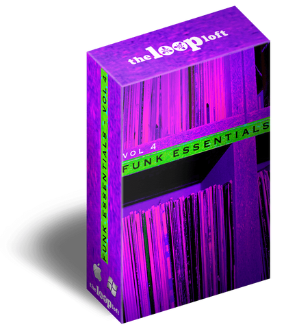 The Loop Loft Loop Pack Funk Essentials Volume 4