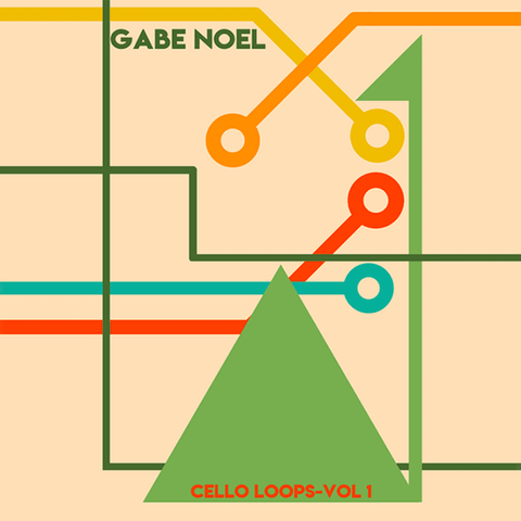 The Loop Loft Loop Pack Gabe Noel Cello Loops Vol 1