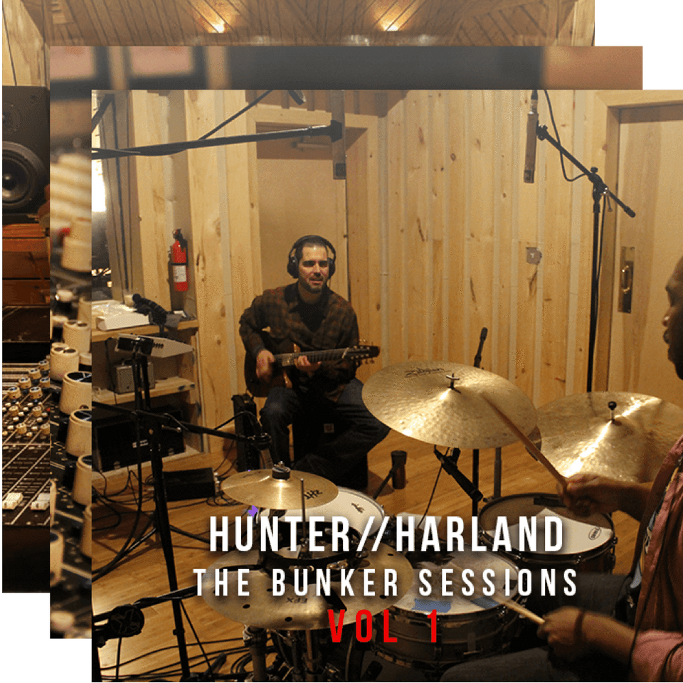 The Loop Loft Loop Pack Hunter/Harland Bunker Sessions Bundle