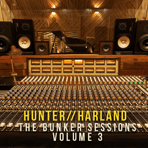 The Loop Loft Loop Pack Hunter/Harland - The Bunker Sessions Vol 3