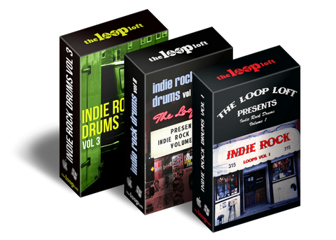 The Loop Loft Loop Pack Indie Rock Bundle