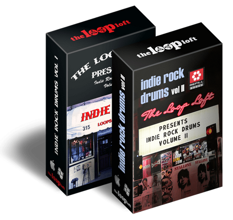The Loop Loft Loop Pack Indie Rock ReFill Bundle - Save 25%