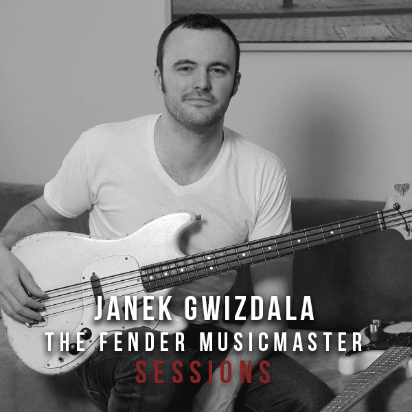 The Loop Loft Loop Pack Janek Gwizdala - The Fender Musicmaster Sessions