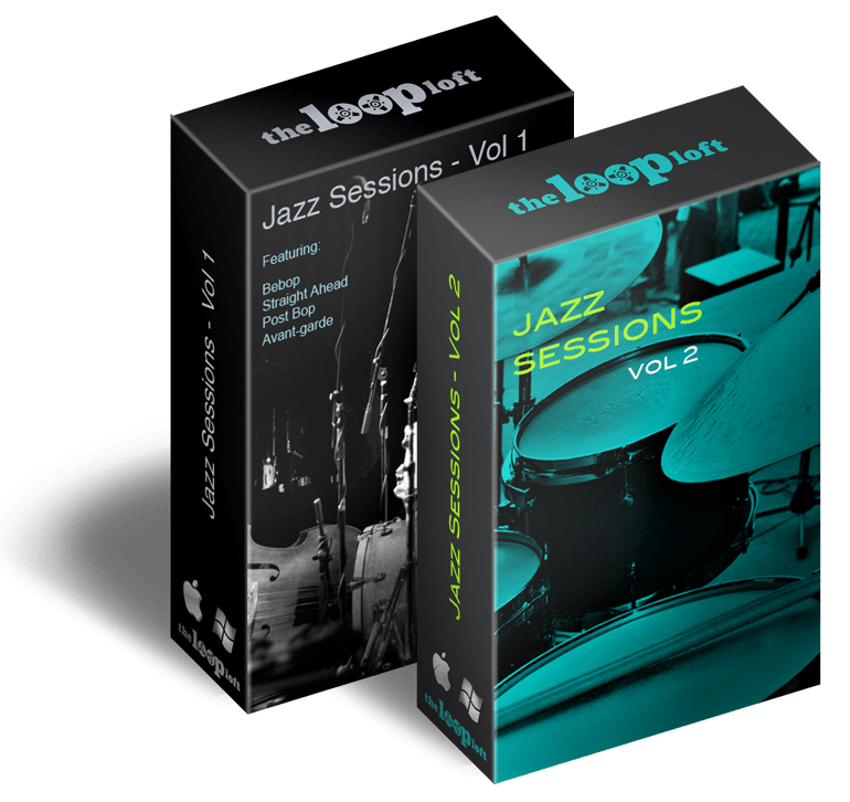 The Loop Loft Loop Pack Jazz Bundle - Save 25%
